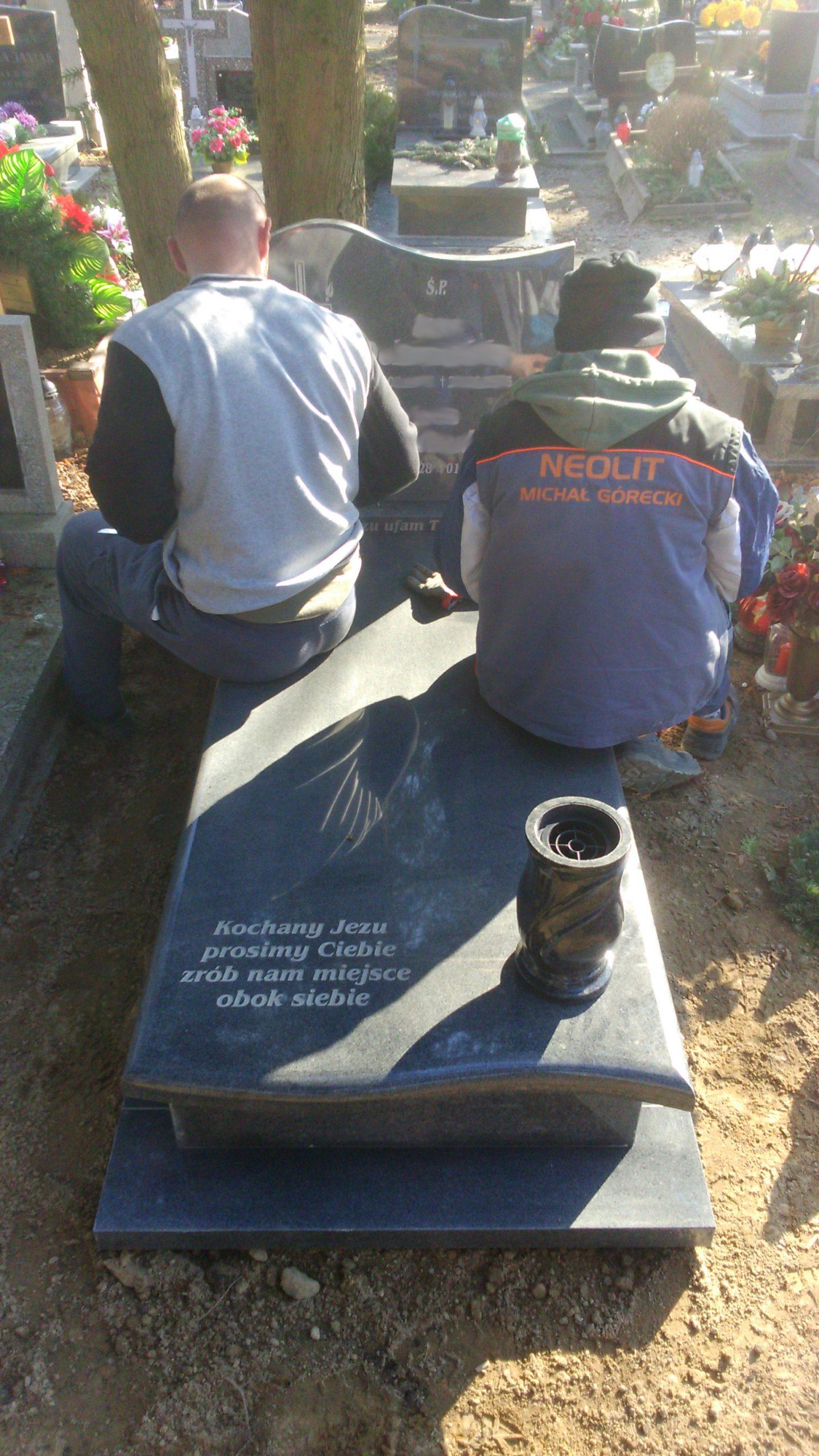Renowacja i konserwacja nagrobków